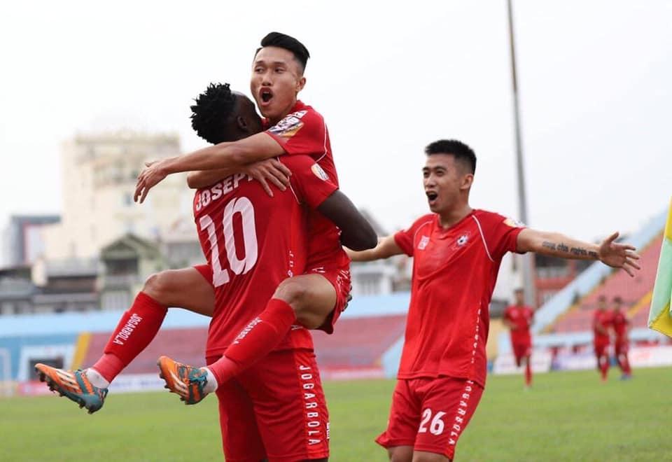 Link xem trực tiếp Hải Phòng vs Quảng Nam (V-League 2020), 17h ngày 31/10