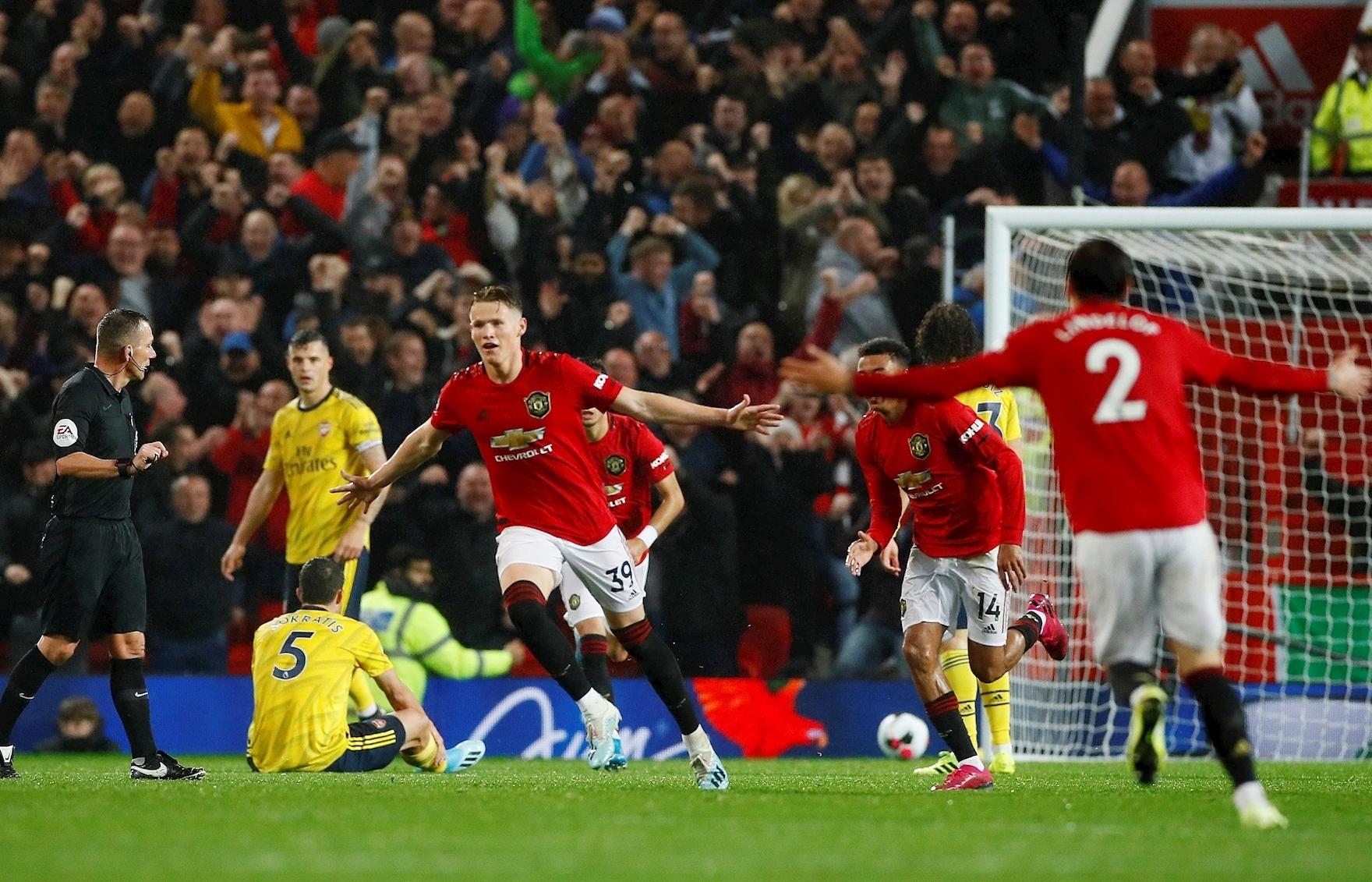 Link xem trực tiếp Man Utd vs Arsenal (Ngoại hạng Anh), 23h30 ngày 1/11