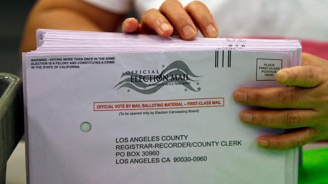 Bầu cử Mỹ 2020: Hàng nghìn lá phiếu biến mất bí ẩn tại bang chiến trường - 1