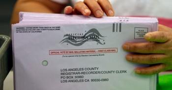 Bầu cử Mỹ 2020: Hàng nghìn lá phiếu biến mất bí ẩn tại bang chiến trường