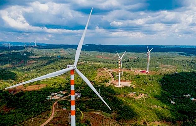 EVN: Có 6/106 nhà máy điện gió được công nhận COD