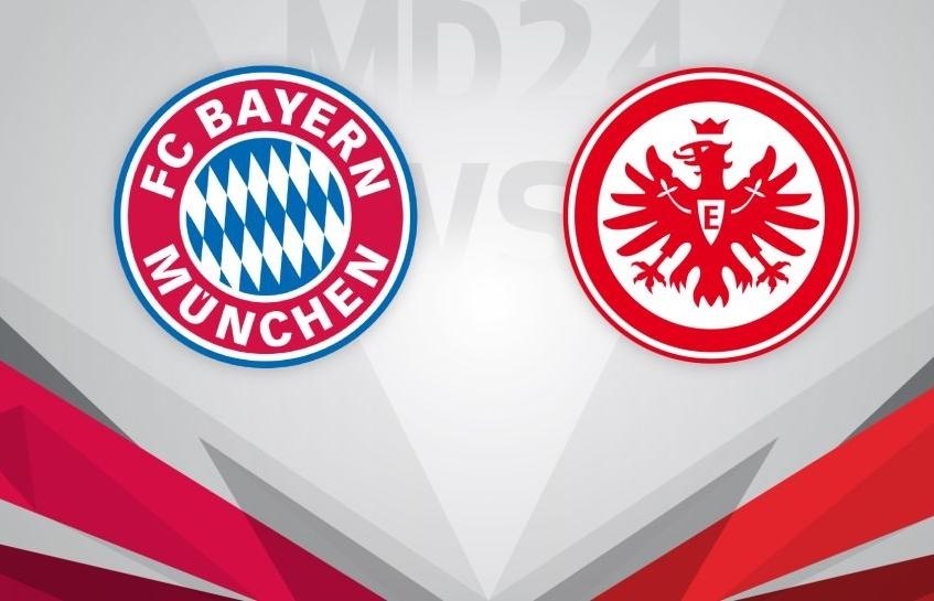 Link xem trực tiếp Bayern vs Frankfurt (VĐ Đức), 23h30 ngày 3/10