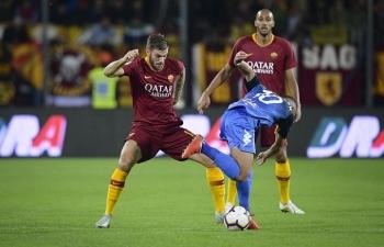 Link xem trực tiếp AS Roma vs Empoli (Serie A), 23h ngày 3/10