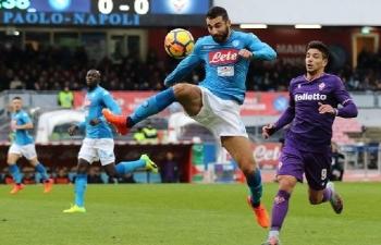 Link xem trực tiếp Fiorentina vs Napoli (Serie A), 23h ngày 3/10