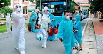 Vĩnh Phúc thuê máy bay đón công dân từ TPHCM, Bình Dương, Đồng Nai trở về