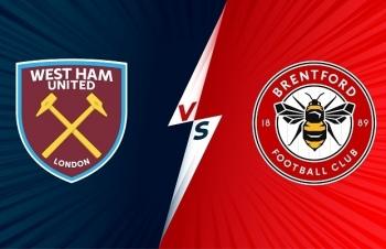Link xem trực tiếp West Ham vs Brentford (Ngoại hạng Anh), 20h ngày 3/10