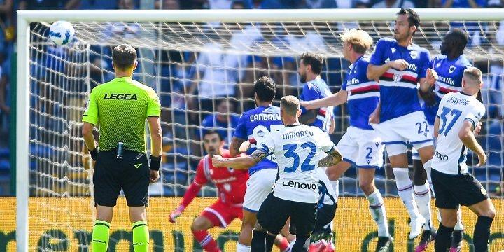 Link xem trực tiếp Sampdoria vs Udinese (Serie A), 20h ngày 3/10
