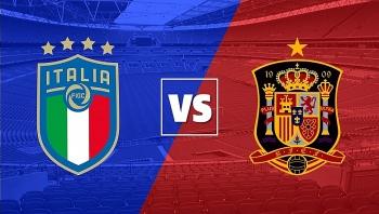 Link xem trực tiếp Ý vs Tây Ban Nha (Bán kết UEFA Nations League), 1h45 ngày 7/10