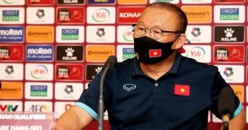 """HLV Park Hang Seo: """"Sai lầm của tôi khiến đội tuyển Việt Nam thua trận"""""""