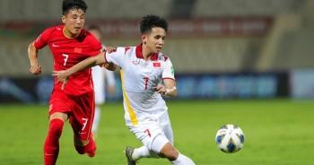 Đội tuyển Việt Nam bị trừ điểm nặng sau thất bại trước Trung Quốc