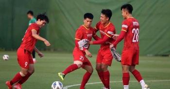 Thanh Bình bị HLV Park Hang Seo loại khỏi đội tuyển Việt Nam