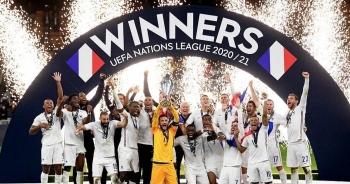 Đánh bại Tây Ban Nha, Pháp lên ngôi vô địch UEFA Nations League