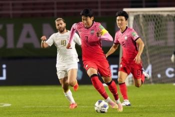 Son Heung Min ghi bàn, Hàn Quốc may mắn cầm hòa Iran
