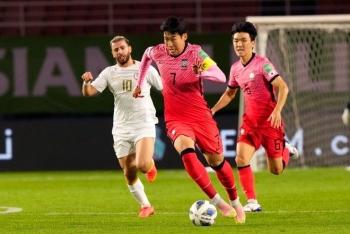 Cục diện vòng loại World Cup 2022 khu vực châu Á sau 4 lượt trận