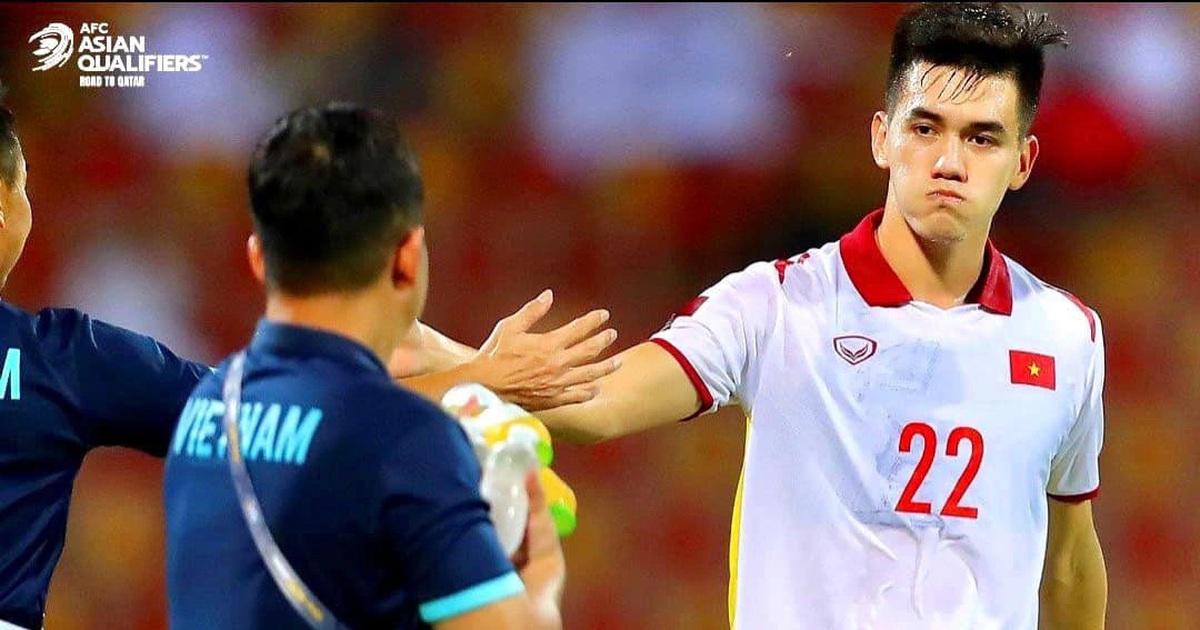 Tiến Linh lên tiếng sau trận đội tuyển Việt Nam thua Oman