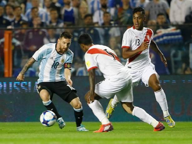 Link xem trực tiếp Argentina vs Peru (Vòng loại World Cup 2022), 6h30 ngày 15/10
