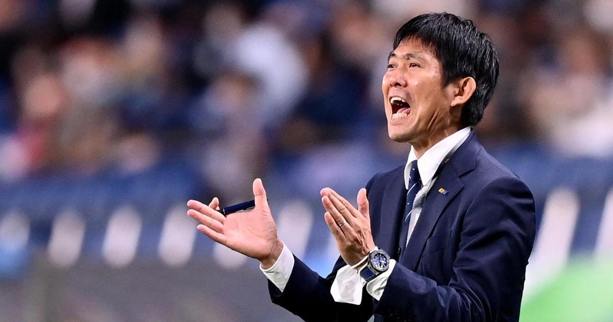 HLV Nhật Bản nhận tin vui trước thềm đối đầu đội tuyển Việt Nam