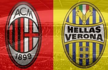 Link xem trực tiếp AC Milan vs Verona (Serie A), 1h45 ngày 17/10