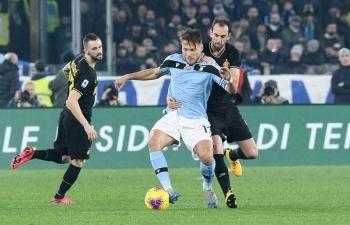 Link xem trực tiếp Lazio vs Inter (Serie A), 23h ngày 16/10