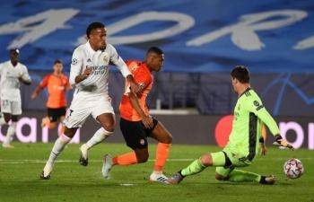 Link xem trực tiếp Shakhtar vs Real Madrid (Cup C1 Châu Âu), 2h ngày 20/10