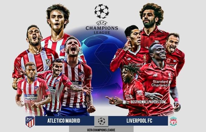 Link xem trực tiếp Atletico Madrid vs Liverpool (Cup C1 Châu Âu), 2h ngày 20/10