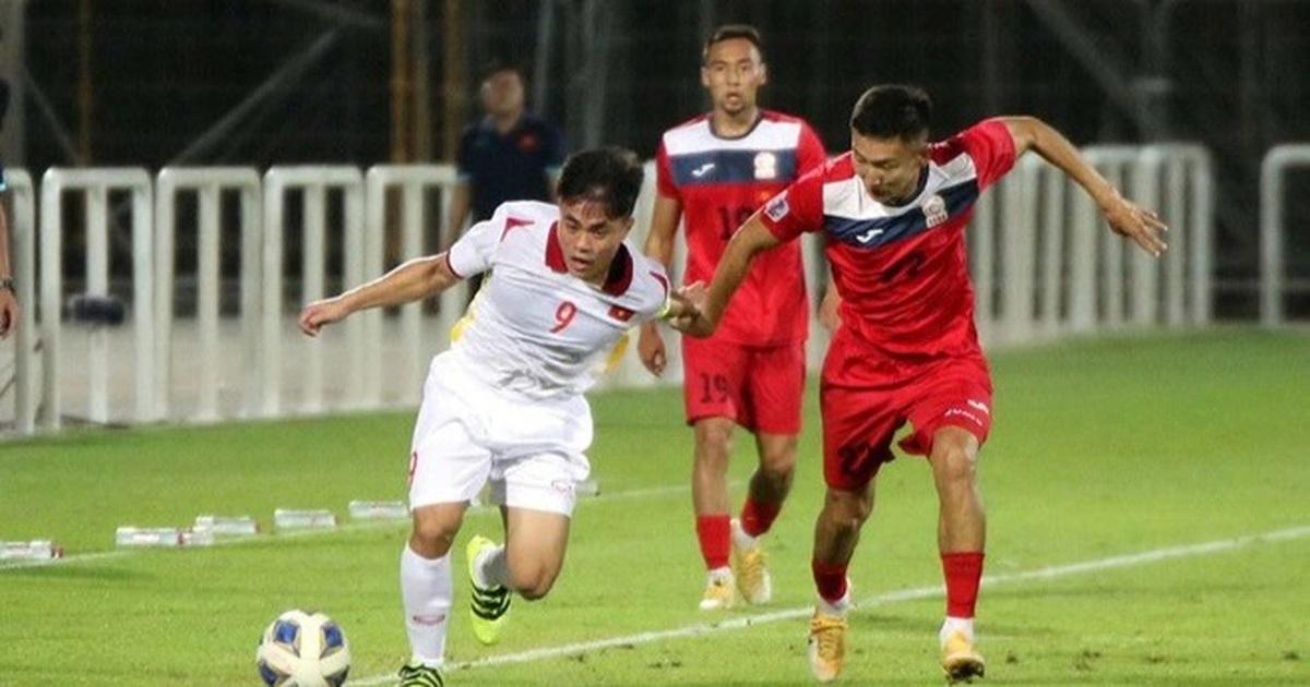 HLV Park Hang Seo chốt danh sách U23 Việt Nam dự giải châu Á