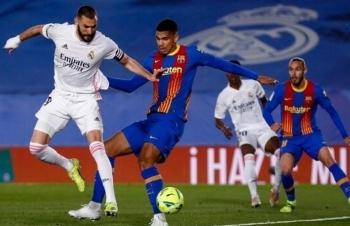 Link xem trực tiếp Barcelona vs Real Madrid (La Liga), 21h15 ngày 24/10
