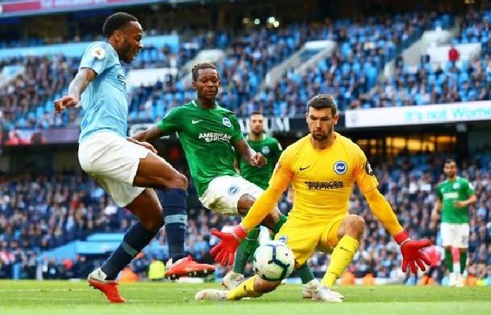 Link xem trực tiếp Brighton vs Man City (Ngoại hạng Anh), 23h30 ngày 23/10