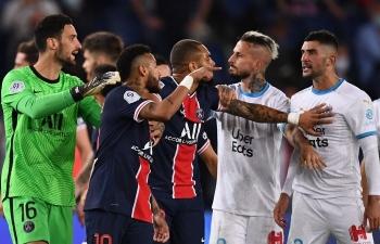Link xem trực tiếp Marseille vs PSG (Ligue 1), 1h45 ngày 25/10