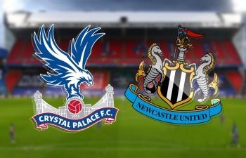 Link xem trực tiếp Crystal Palace vs Newcastle (Ngoại hạng Anh), 21h ngày 23/10