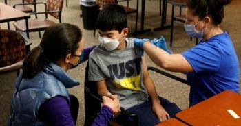 Mỹ có thể tiêm vaccine Covid-19 cho trẻ 5-11 tuổi vào tháng 11