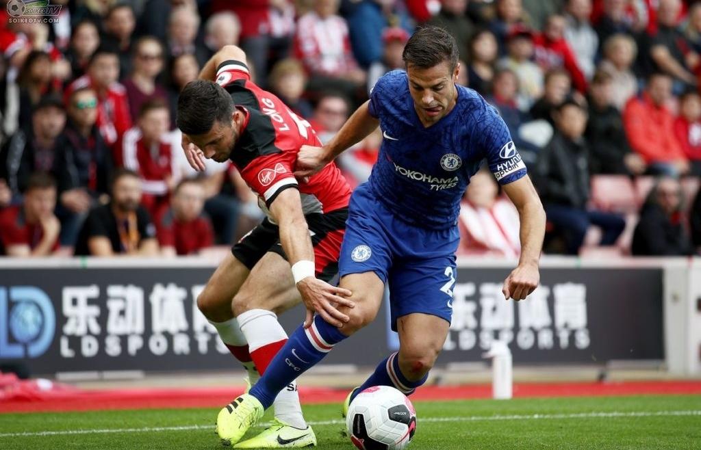 Link xem trực tiếp Chelsea vs Southampton (Cup Liên đoàn Anh), 1h45 ngày 27/10