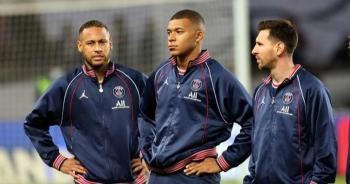 "Lỡ ""nịnh"" Messi, HLV Pochettino khiến Neymar, Mbappe nổi giận"