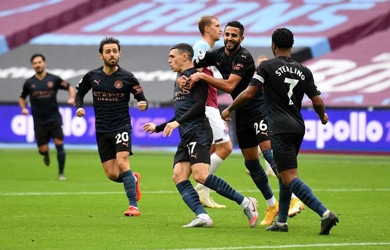 Link xem trực tiếp West Ham vs Man City (Cup Liên đoàn Anh), 1h45 ngày 28/10
