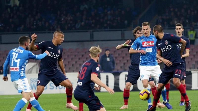 Link xem trực tiếp Napoli vs Bologna (Serie A), 1h45 ngày 29/10