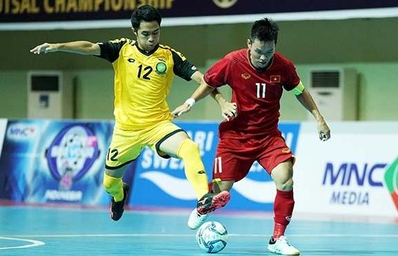 Xem trực tiếp Futsal Đông Timor vs Futsal Việt Nam (Futsal ĐNA), 16h ngày 6/11