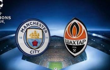 (LIVE) Trực tiếp bóng đá Man City vs Shakhtar Donetsk, 3h ngày 8/11 (Cup C1 châu Âu)