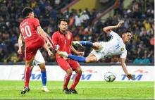 xem truc tiep bong da malaysia vs lao aff cup 2018 19h45 ngay 1211