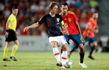 Link xem trực tiếp bóng đá Croatia vs Tây Ban Nha (UEFA Nations League), 2h45 ngày 16/11