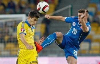 Link xem trực tiếp bóng đá Slovakia vs Ukraine (UEFA Nations League), 2h45 ngày 17/11