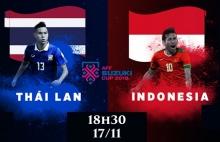 xem truc tiep bong da thai lan vs indonesia 18h30 ngay 1711 aff cup 2018