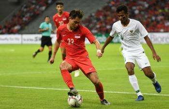 xem truc tiep bong da singapore vs dong timor 18h30 ngay 2111 aff cup 2018