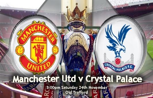 Trực tiếp bóng đá Man Utd 0 - 0 Crystal Palace: Thất vọng Quỷ đỏ!
