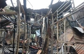 Ông Hiệp 'Khùng' bị khởi tố trong vụ án cháy nhà trọ gần Bệnh viện Nhi