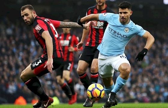 Link xem trực tiếp bóng đá Man City vs Bournemouth (Ngoại ...