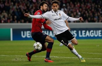 Xem trực tiếp Valencia vs Lille ở đâu?