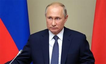 Putin sa thải đồng loạt 11 tướng