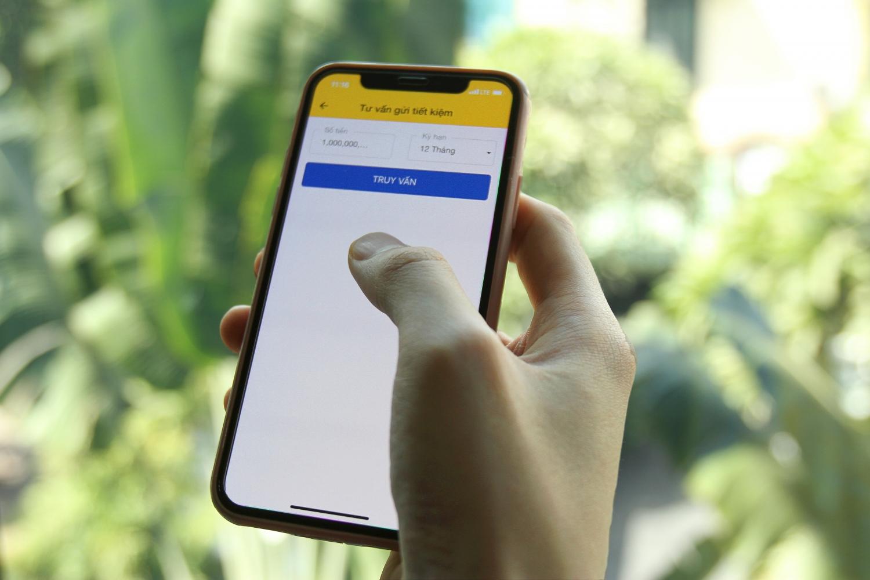 pvcombank gia tang trai nghiem mobile banking
