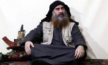 Thổ Nhĩ Kỳ bắt vợ Baghdadi