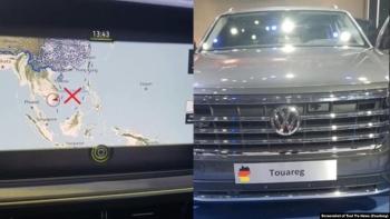 """4.000 ô tô Trung Quốc nhập 9 tháng qua, bao nhiêu chiếc gắn bản đồ """"đường lưỡi bò""""?"""